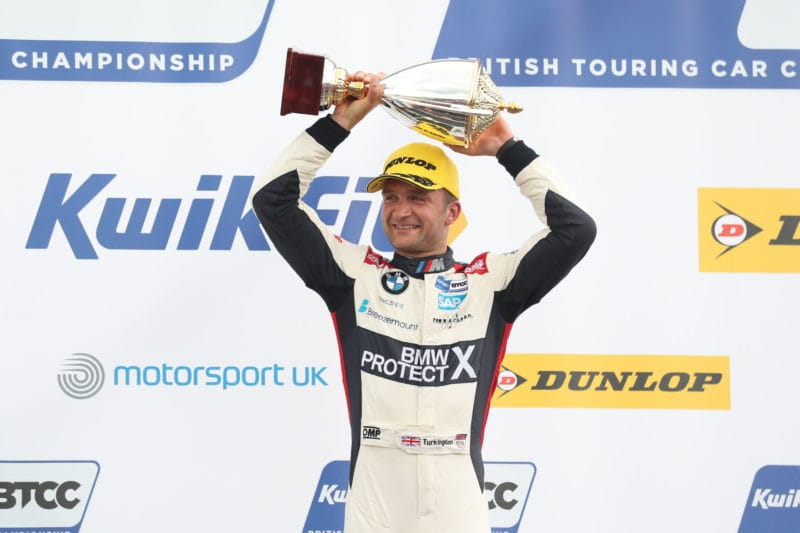 BTCC championship leader Turkington - Croft is easily my favourite circuit on the calendar - The Checkered Flag