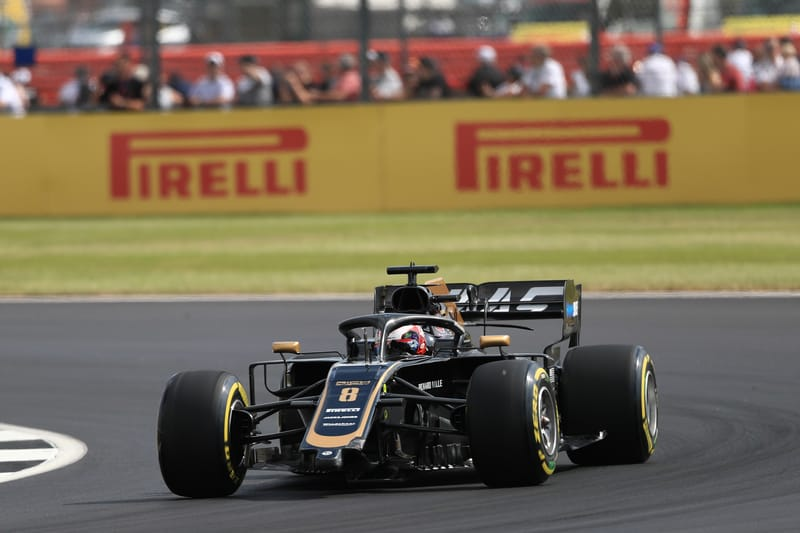 """""""Mixed Sessions"""" For Haas Amid Sponsor Confusion - The Checkered Flag"""