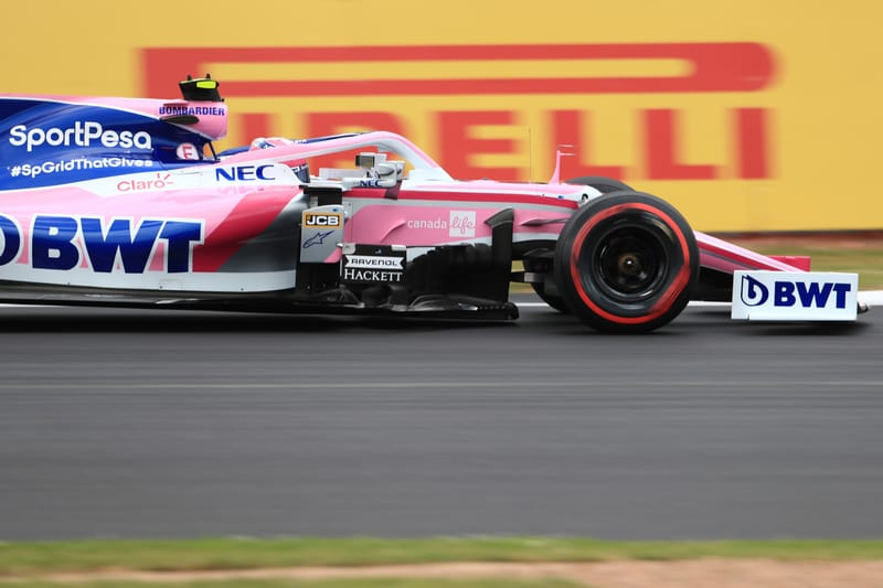 """British Grand Prix """"A Weekend To Forget"""" For Lance Stroll - The Checkered Flag"""