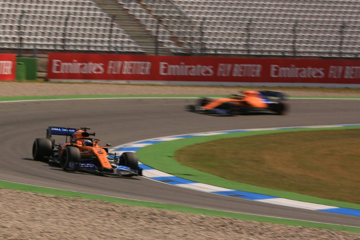 Important for McLaren to bounce back after difficult race weekend - Seidl - The Checkered Flag