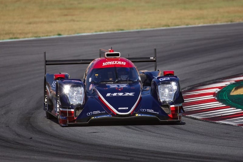 United Autosports Circuit de Barcelona-Catalunya