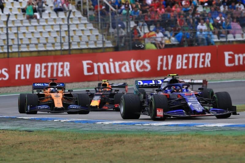 Alex Albon - Scuderia Toro Rosso