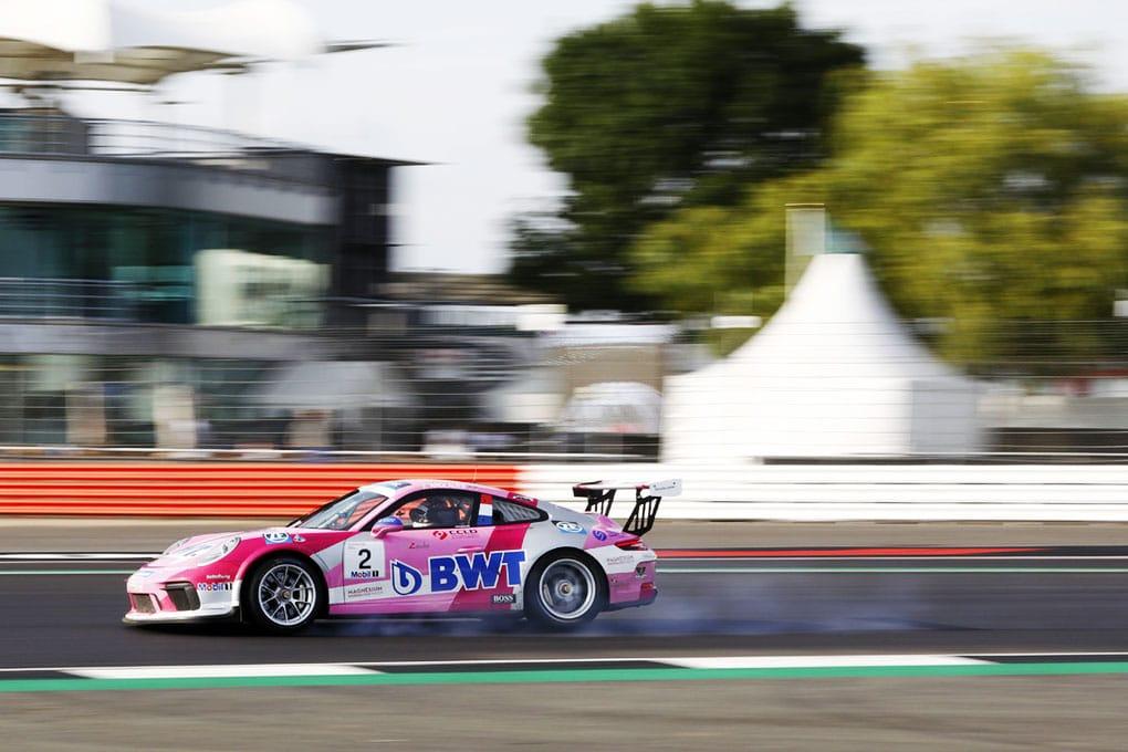 Julien Andlauer - BWT Lechner Racing - Porsche Mobil 1 Supercup