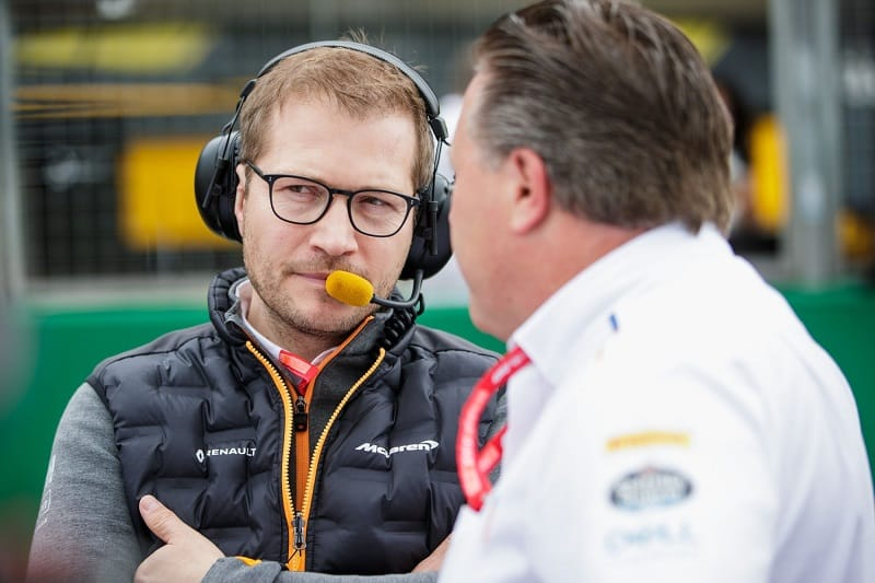 McLaren Has 'Clear Areas to Work On' Despite Recent Positive Results – Seidl - The Checkered Flag