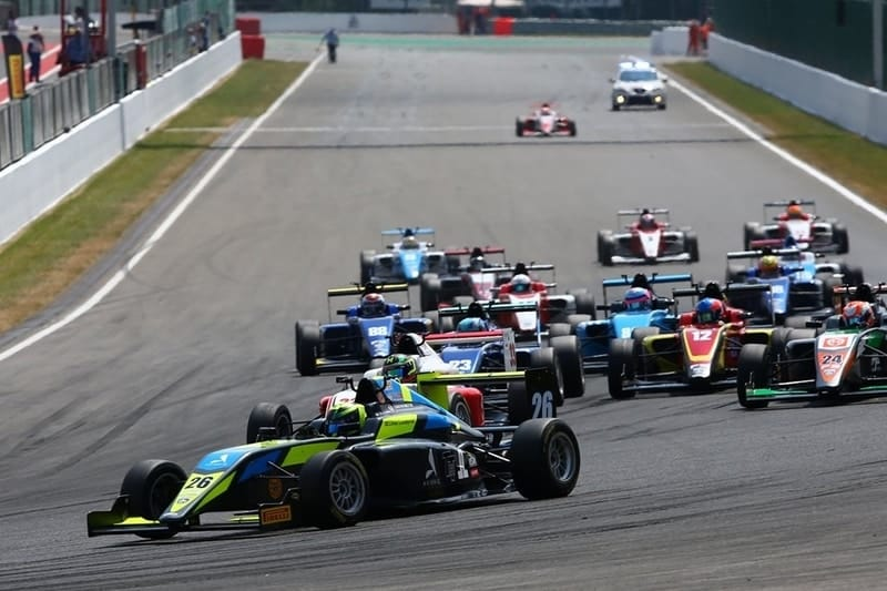 PREVIEW: 2019 BRDC British F3 Round five Circuit Spa Francorchamps - joint-biggest grid of the year saddles up for overseas event - The Checkered Flag