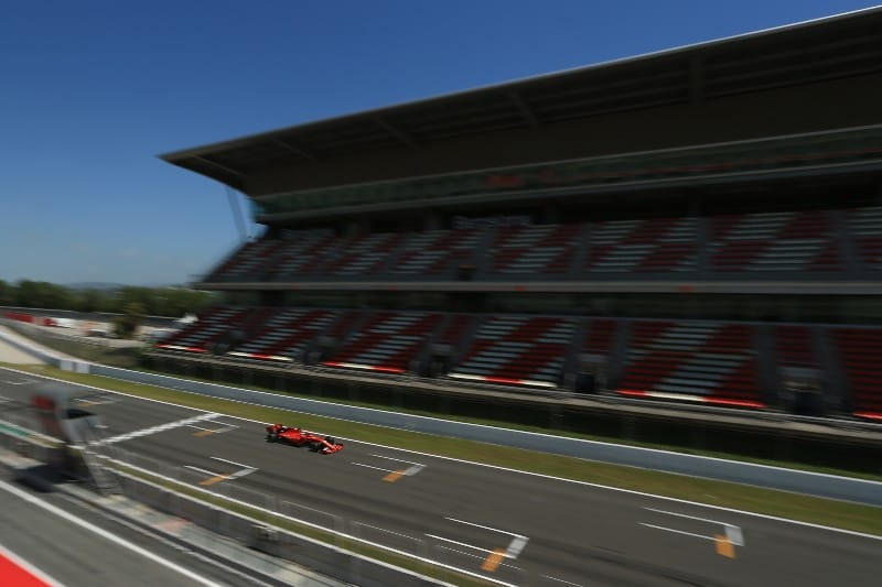 Barcelona - Testing - F1