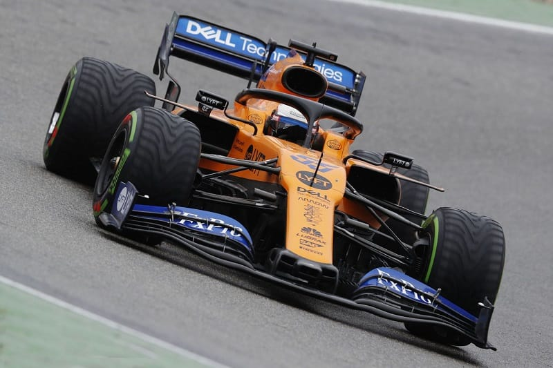 """Sainz Happy with Fifth but Admits: """"Podium Opportunity was There"""" - The Checkered Flag"""