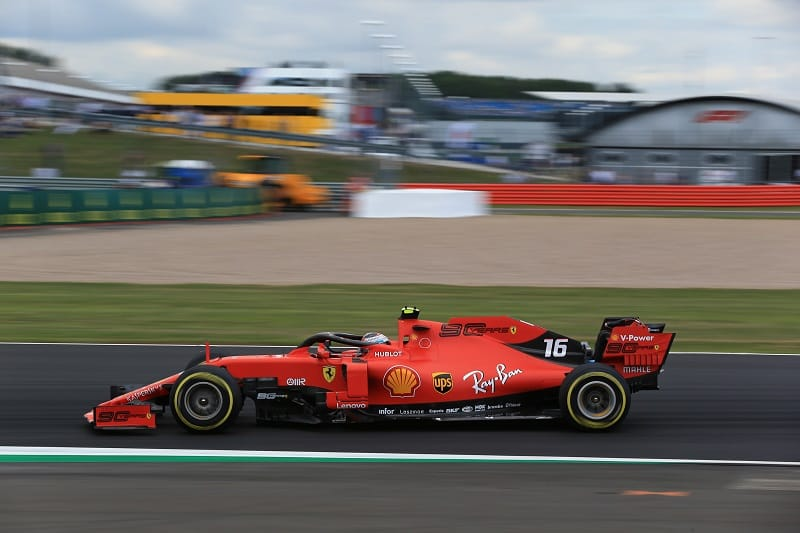 Lessons Learned from Austria Aided Leclerc's Run to Silverstone Podium - The Checkered Flag