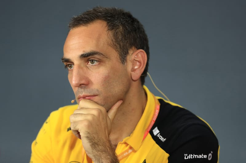 Renault's Abiteboul - Overall we can be satisfied with British GP result - The Checkered Flag