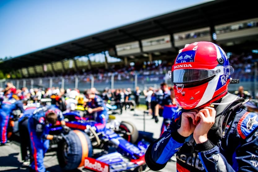 """Kvyat Hoping For """"Big Crowd"""" To Create """"Great"""" Silverstone Atmosphere - The Checkered Flag"""