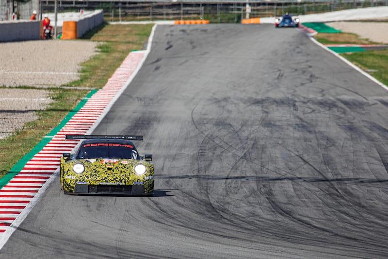 Team Project 1 at Circuit de Barcelona-Catalunya