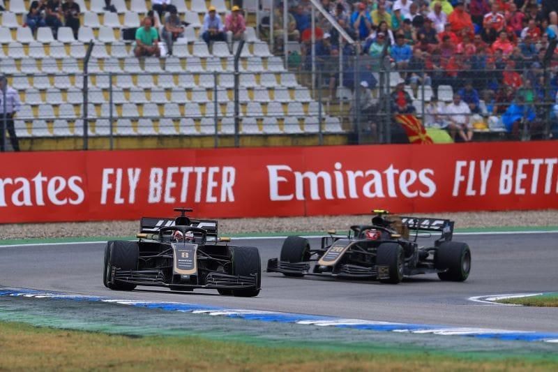 Rich Energy Haas F1 Team