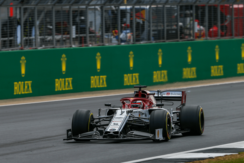 Varied Results for Alfa Romeo at Silverstone Leaves Vasseur with Mixed Feelings - The Checkered Flag