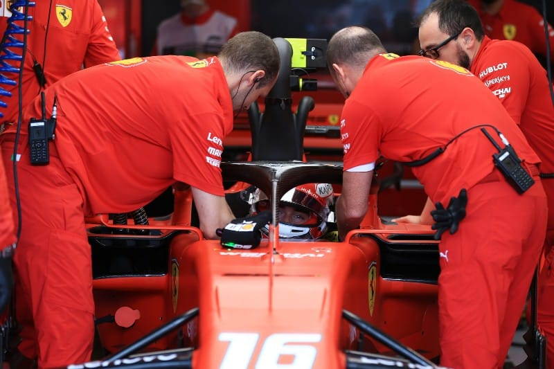 Ferrari's Reliability 'An Illness' That Needs Curing For Formula 1 - Wolff - The Checkered Flag