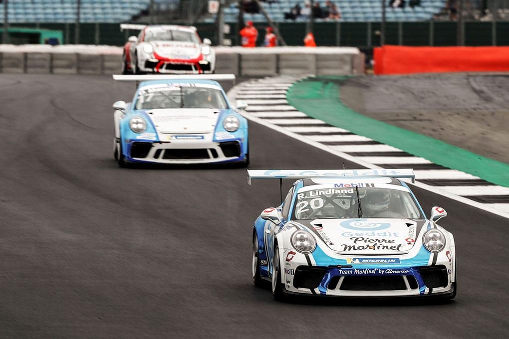 Roar Lindland - Porsche Mobil 1 Supercup