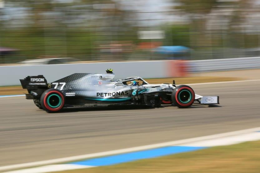 Mercedes - German Grand Prix