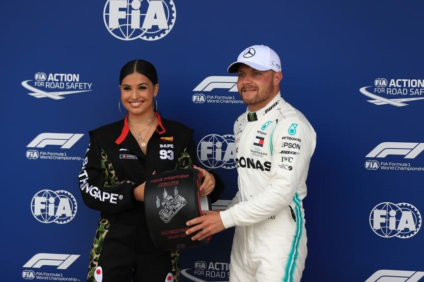 Mercedes - British Grand Prix