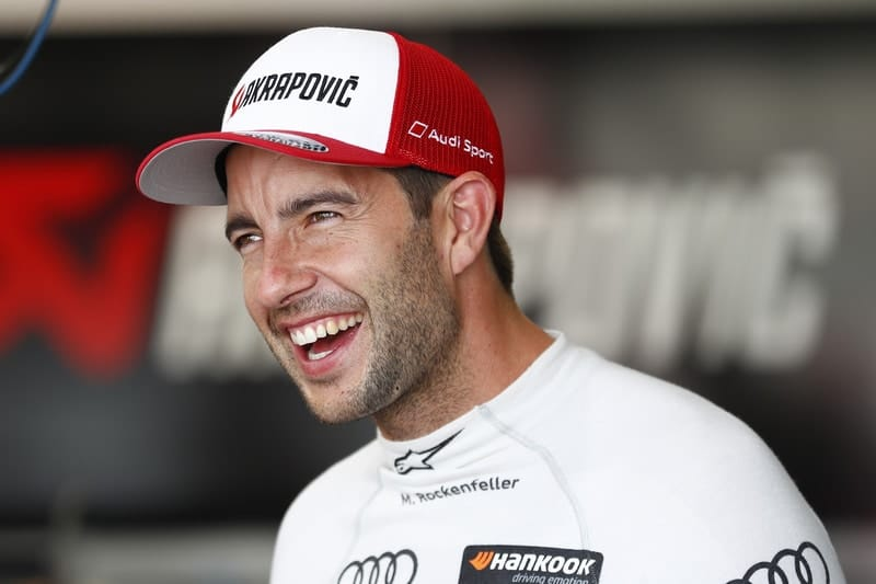 Rockenfeller Quickest as Audi Head the Way in DTM Practice at the Norisring - The Checkered Flag