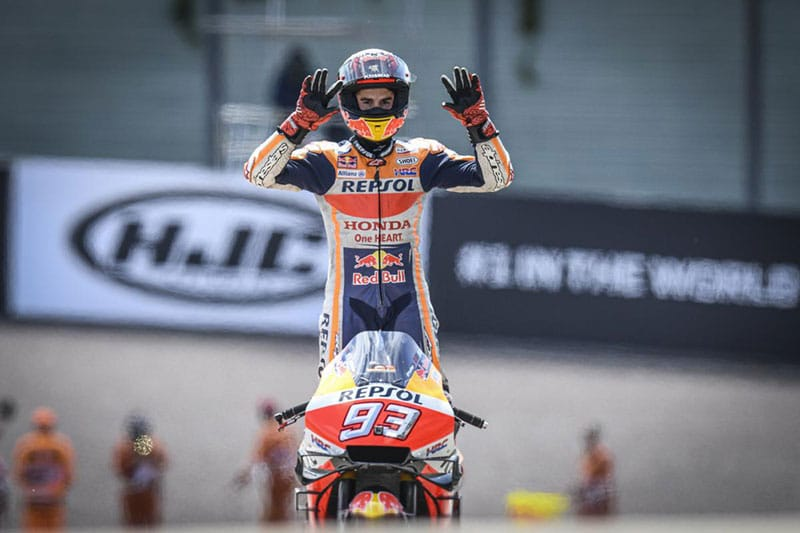 MotoGP - The Story so Far - Marc Marquez