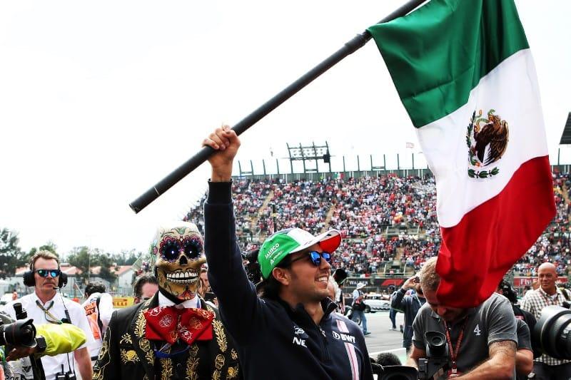 Mexico GP Future Talks Looks Positive, But No Decision Yet - Sergio Pérez - The Checkered Flag