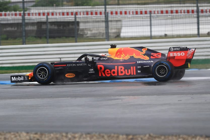 Red Bull Racing - German Grand Prix