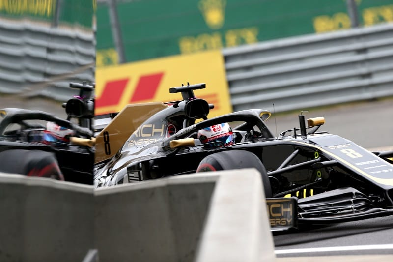 Steiner Left Incensed after Another First Lap Haas Clash at Silverstone - The Checkered Flag