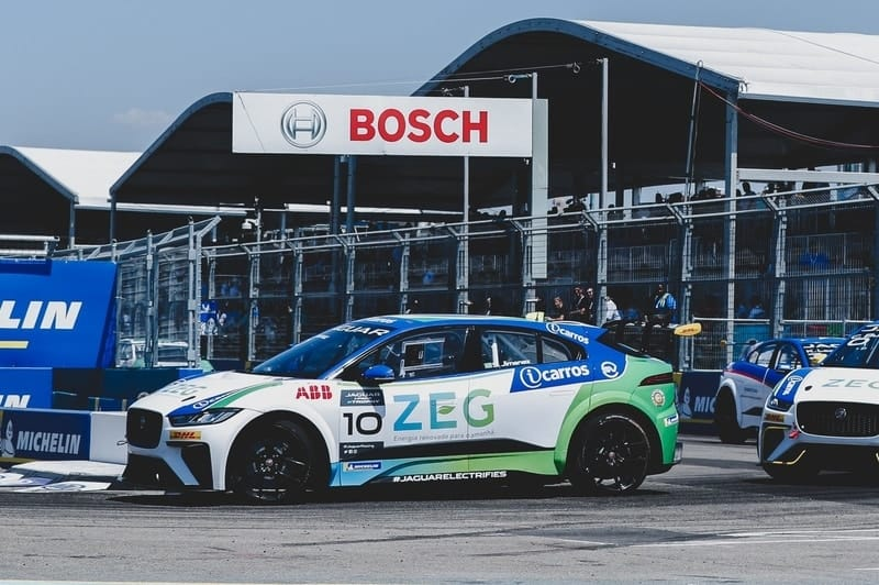 Sergio Jimenez wins final Jaguar I-Pace eTrophy race of the season