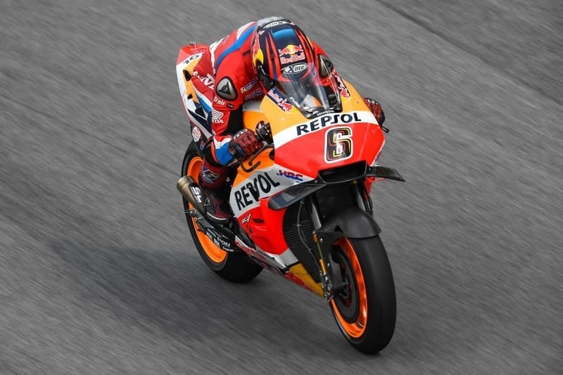 Stefan Bradl to replace the injured Jorge Lorenzo at Sachsenring - The Checkered Flag