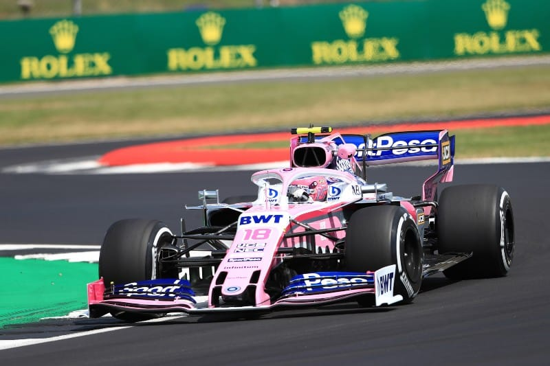 Stroll - Racing Point - Silverstone