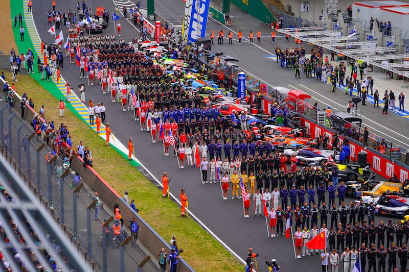 30 cars complete the entry list for the opening round of the 2019/20 FIA World Endurance Championship