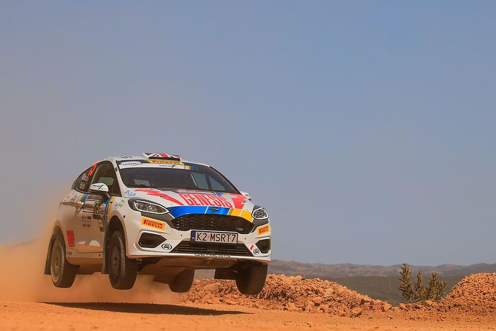 Tom Williams - Junior WRC