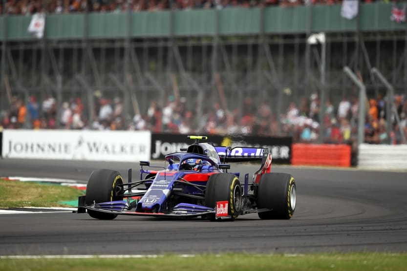 "Tanabe Admits British Grand Prix ""Wasn't The Best Race For Us"" Despite Kvyat Points Finish - The Checkered Flag"