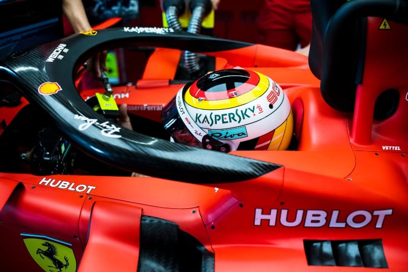 Airflow To Turbo Failure Reason Behind Vettel's Q1 Exit In Germany - The Checkered Flag