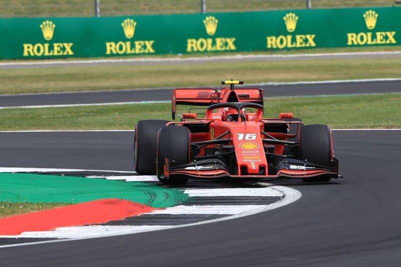 Charles Leclerc - Formula 1 - 2019 British GP