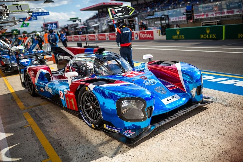 SMP Racing Leave World Endurance Championship - The Checkered Flag