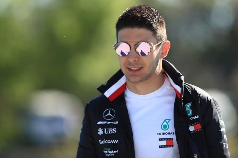 Esteban Ocon - Formula 1 - 2019 Canadian GP