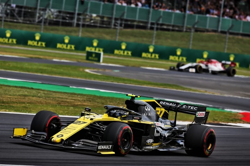 """Nico Hülkenberg: """"All The Setbacks Added Up And Cost Us"""" At Silverstone - The Checkered Flag"""