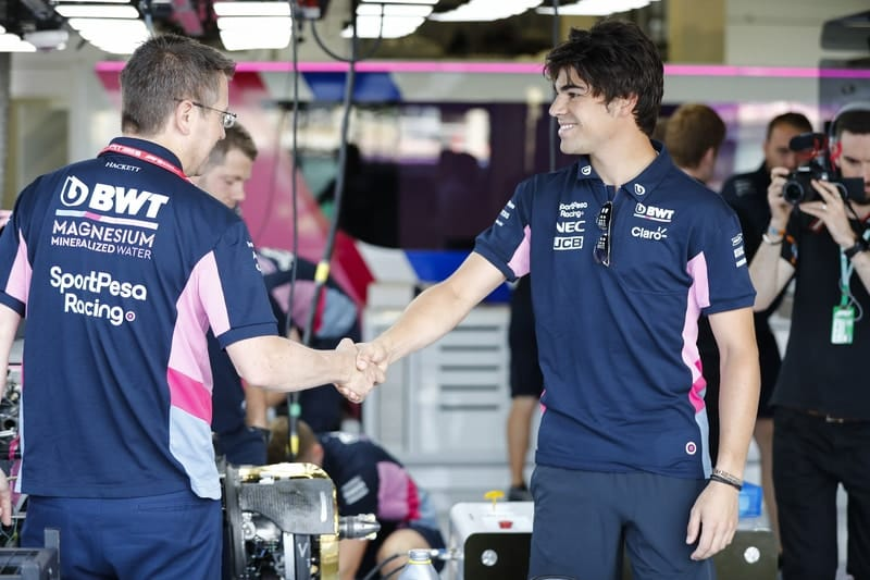 Lance Stroll - Formula 1 - 2019 British GP