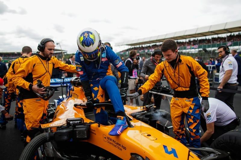 Lando Norris - Formula 1 - 2019 British GP