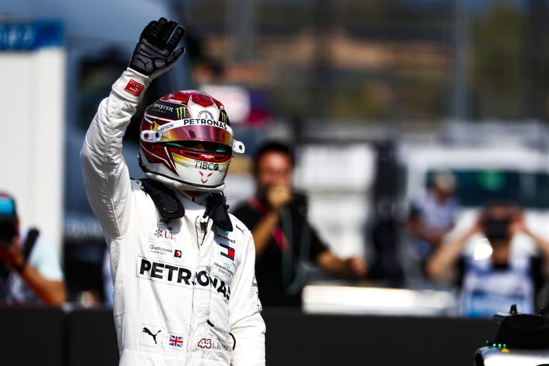 Lewis Hamilton - Formula 1 - 2019 German GP