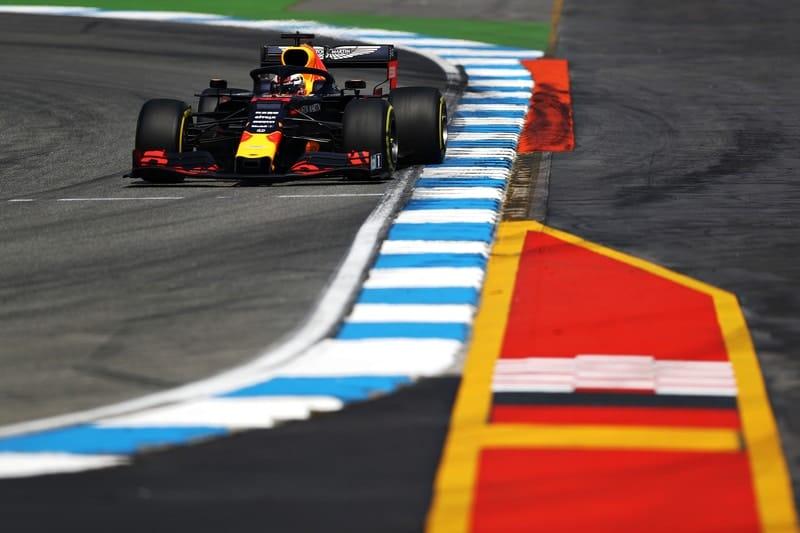 Max Verstappen - Formula 1 - 2019 German GP