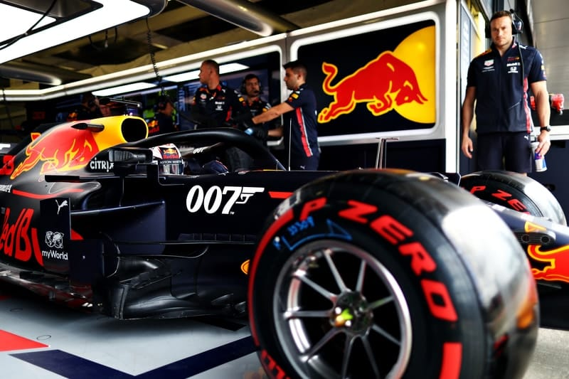 Red Bull F1 confident in British GP chances - The Checkered Flag