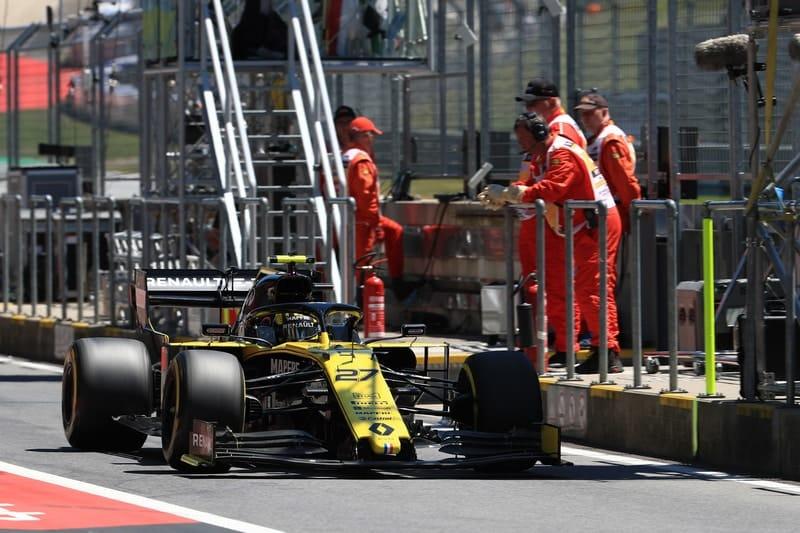 Nico Hülkenberg - Formula 1 - 2019 Austrian GP