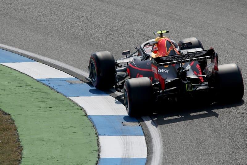 Pierre Gasly - Formula 1 - 2019 German GP