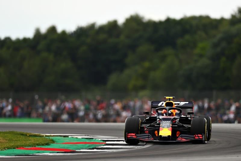 Pierre Gasly  - Formula 1 - 2019 British GP