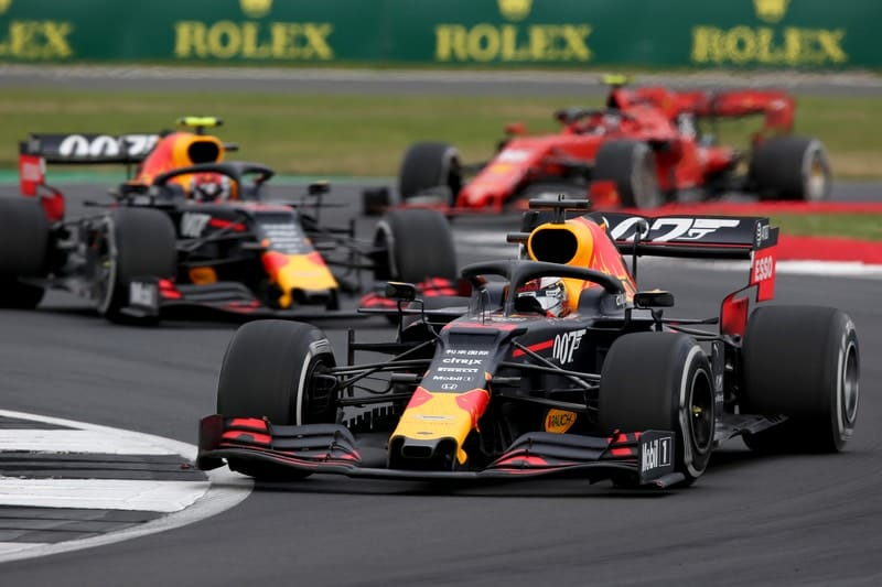 "Gasly: British GP ""my best Sunday"" of 2019 - The Checkered Flag"