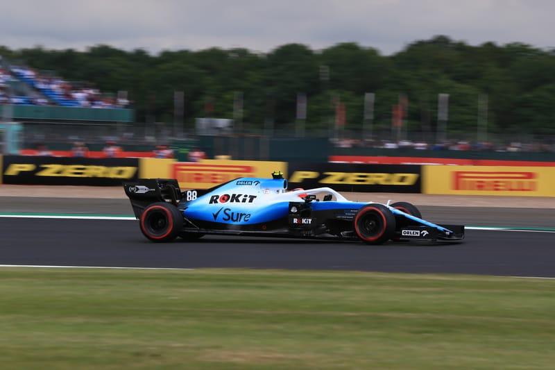 Robert Kubica - ROKiT Williams Racing at the 2019 Formula 1 British Grand Prix - Silverstone - Qualifying