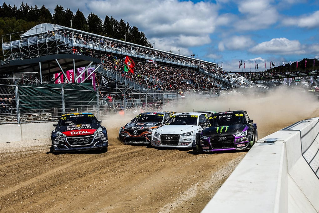 SEASON SO FAR: 2019 FIA World Rallycross Championship - New Champion Guaranteed - The Checkered Flag