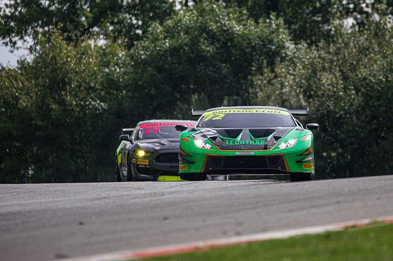 Barwell Motorsport has announced their Lamborghini link up