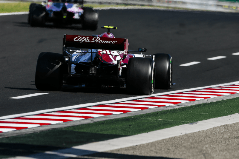 """Antonio Giovinazzi: """"It was a shame to end the first part of the season like this"""" - The Checkered Flag"""